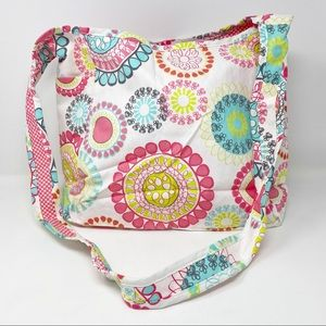 Thirty-One Inside-Out Crossbody Bag Reversible